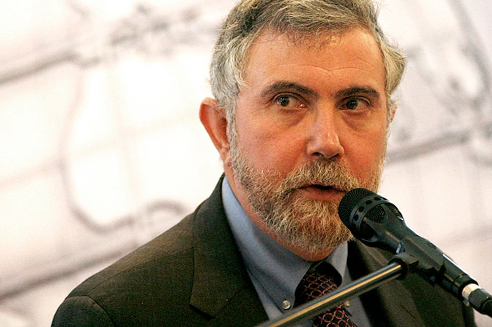 Paul Krugman: Any Republican in the White House dooms the U.S. to another financial crisis