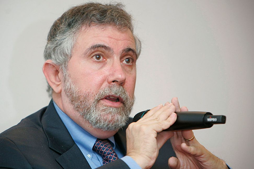 Paul Krugman shows us what life would've looked like had Obama lost in 2012