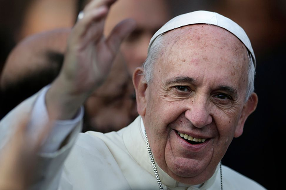 5 new ways Pope Francis is sticking it to the Christian right   Salon.com