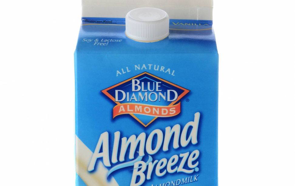 Almond milk is even more of a scam than we thought