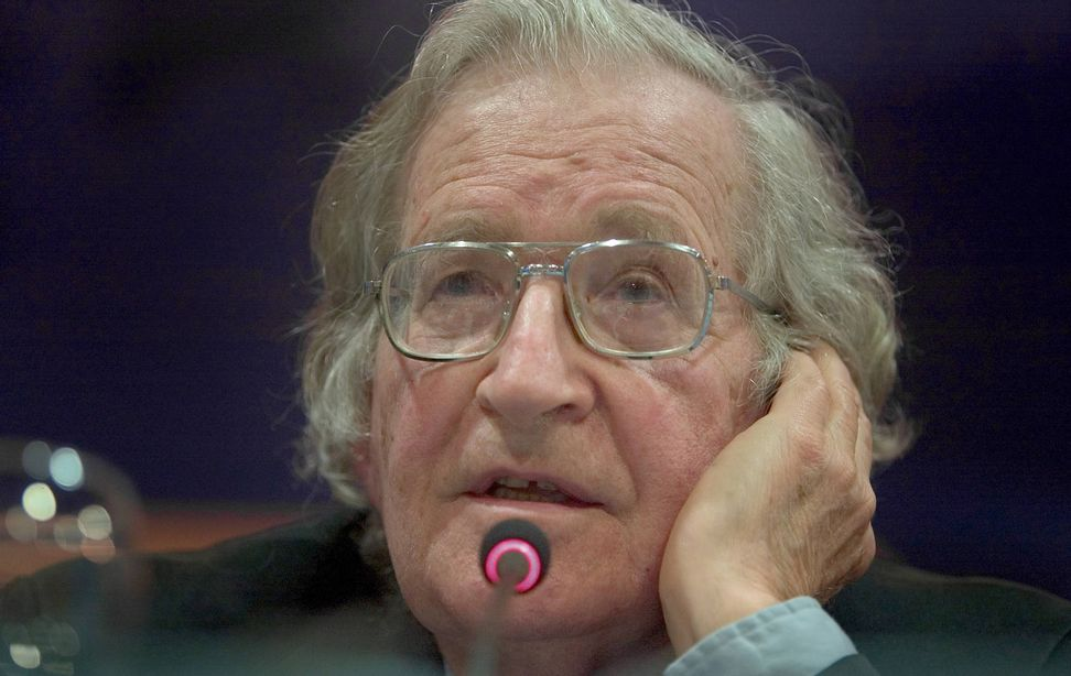 Noam Chomsky: America is the gravest danger to world peace | Salon.com