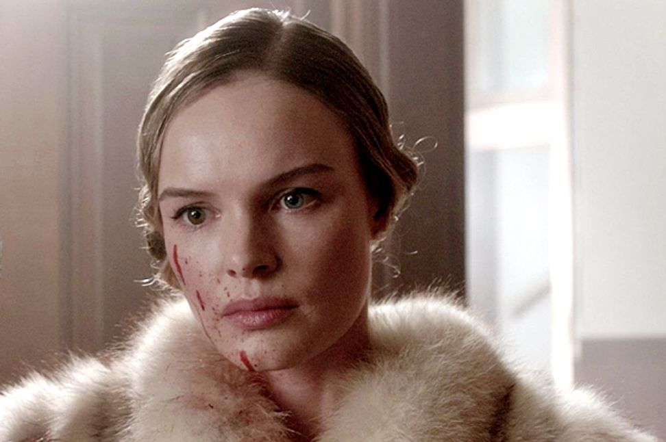 """Kate Bosworth on the delights of playing the villain: """"We wanted to turn it so the Hitchcock blonde would be the psycho rather than the victim"""" 