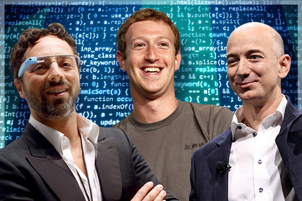 Amazon, Facebook and Google have the same secret | Salon.com