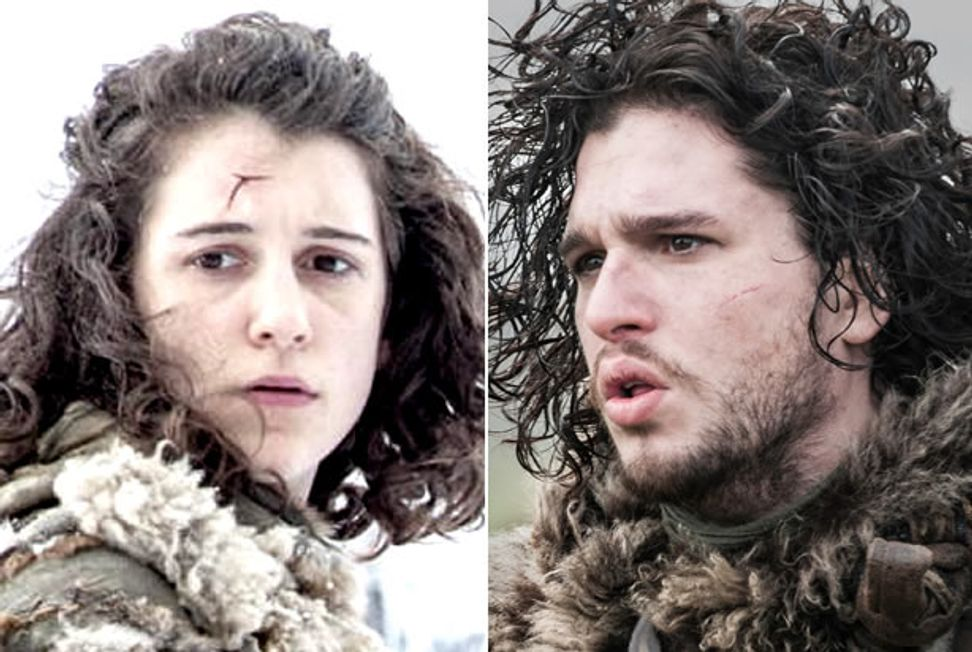 """The latest """"Game of Thrones"""" fan-theory about Jon Snow is just about insane enough to be right"""