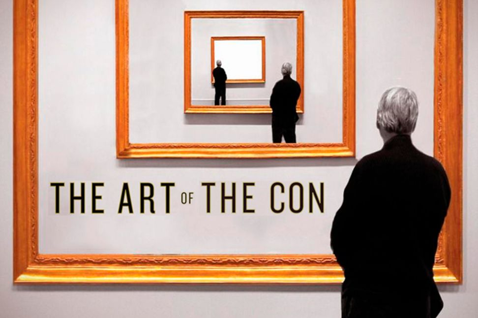 A most brilliant art world con: A near-perfect scheme, barely unraveled, straight from Hollywood | Salon.com