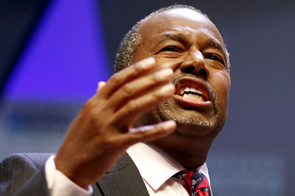 Ben Carson is plain nuts: The 7 most stupefying statements by the GOP's favorite neurosurgeon | Salon.com
