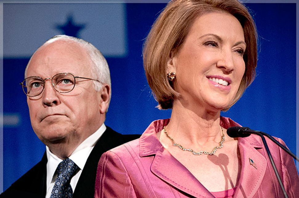 The dark art of boldly lying to America: Why Carly Fiorina is Dick Cheney's spiritual successor