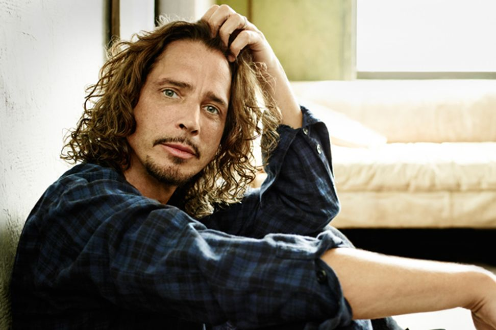 "Chris Cornell is in no hurry to join Nirvana in the Rock and Roll Hall of Fame: ""That seems like a gold watch"" 