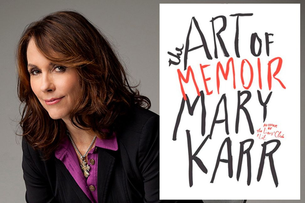 """Mary Karr on the """"loser, outsider weirdos"""" of memoir and skipping the David Foster Wallace movie: """"The whole St. David thing … it's a little hard to take"""" 