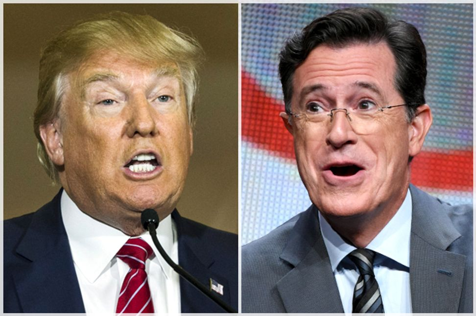 Stephen Colbert can save us from Trump — but we all must mock this bozo | Salon.com