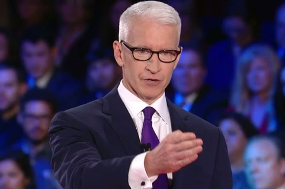 The real debate winner was Anderson Cooper: Who knew good journalism still makes for great TV?