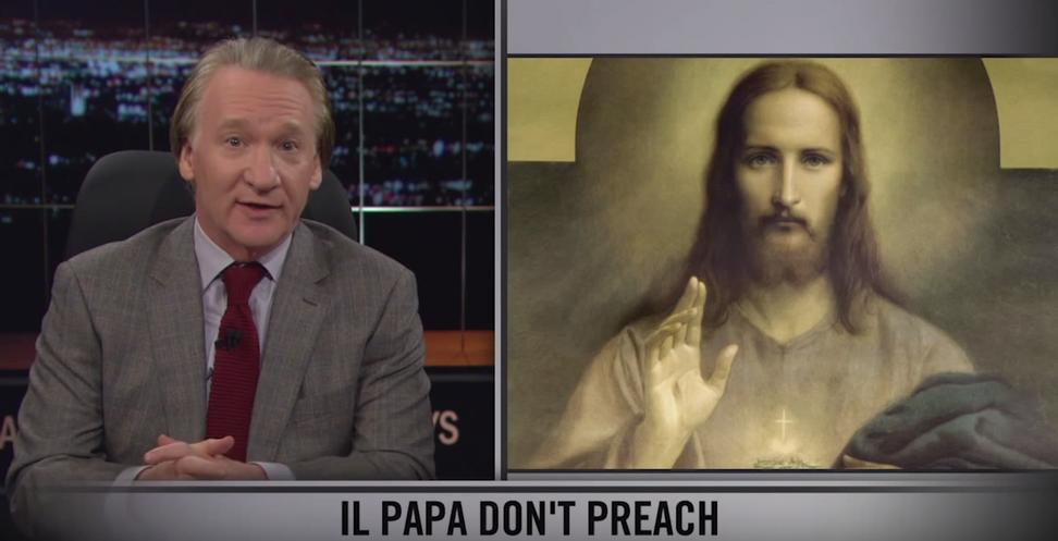 "Bill Maher smacks down GOP's ""supply-side Jesus"""