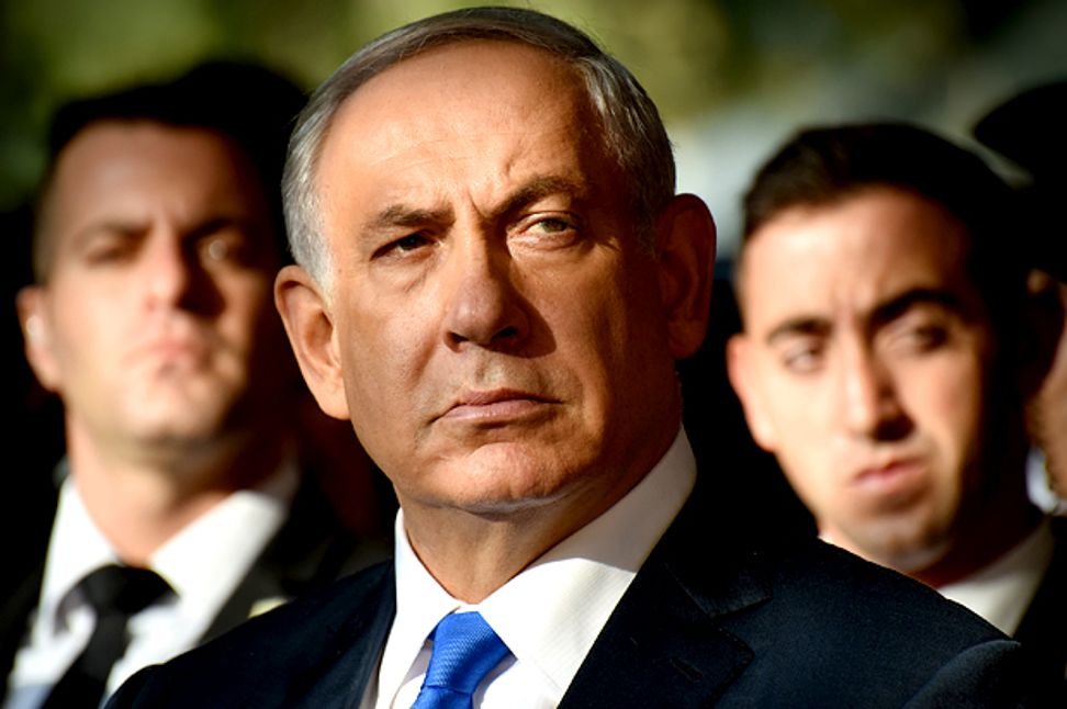 """This is Netanyahu's horror: """"An open unleashing of raw racism that has always been a part of Israeli society"""" 