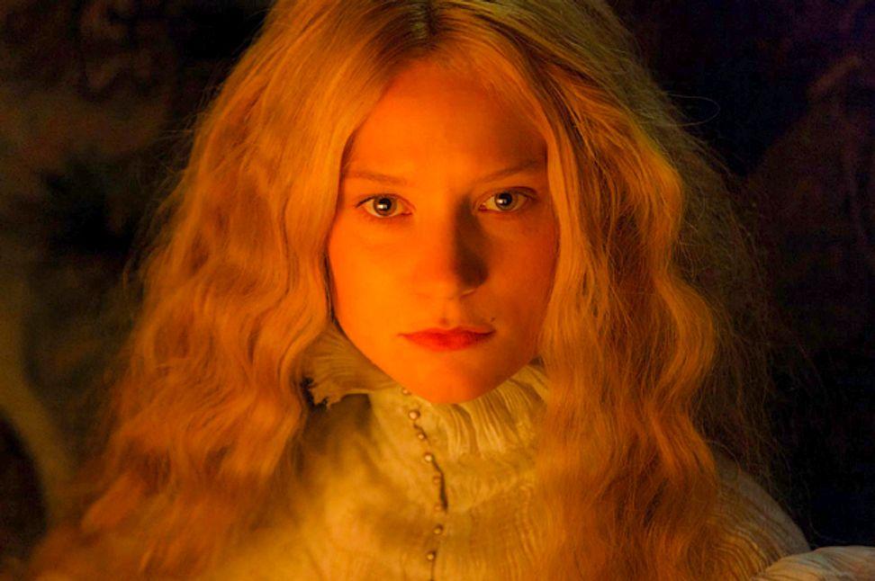 """Evil Dead"" meets ""Jane Eyre"" in Guillermo del Toro's ""Crimson Peak,"" a lurid meta-Gothic ghost story"