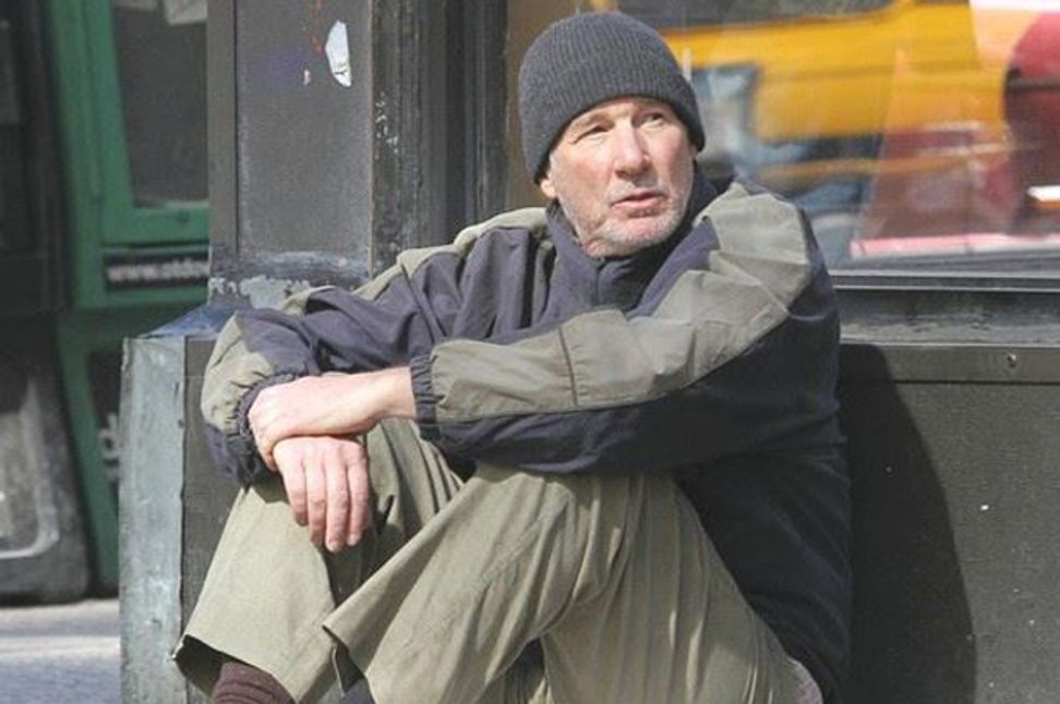 "Why Richard Gere's ""homeless"" photo went viral: It's more common — and closer to home — than we like to think 