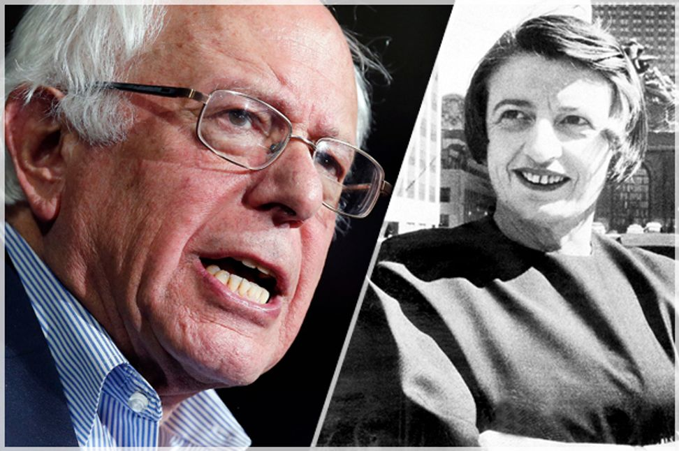Bernie Sanders is Ayn Rand's worst nightmare: He's changing how we view socialism — and exposing free market parasites
