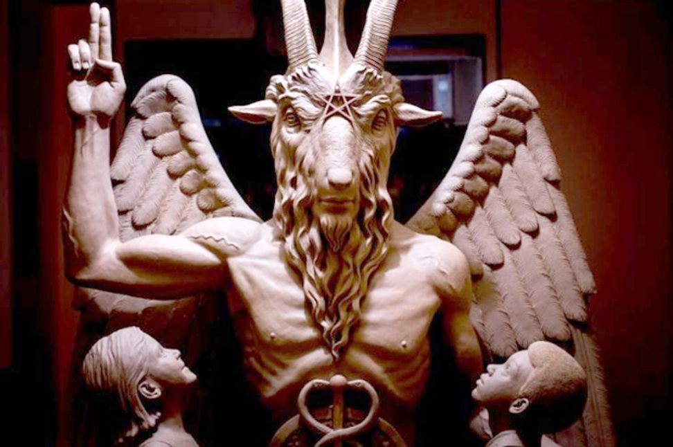 """It's unacceptable to give religious privilege only to those who believe in the supernatural"": The Satanic Temple challenges the religious right 