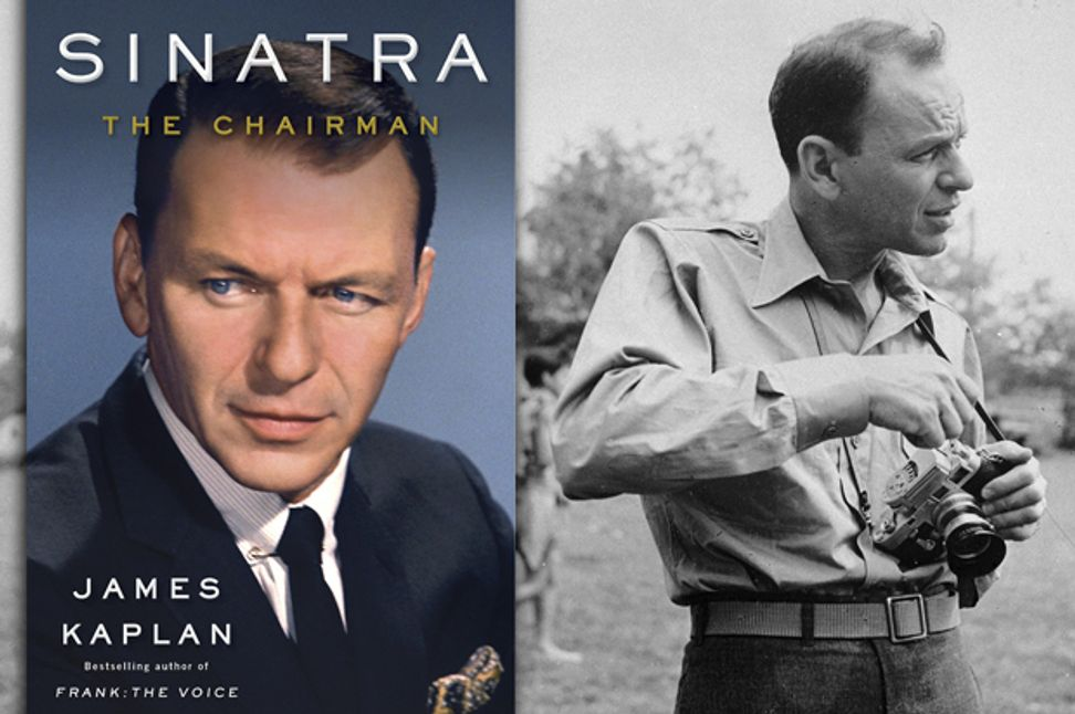 """The peak of Sinatra's power: """"Every Sinatra performance was acting. His greatest performance was as himself"""""""