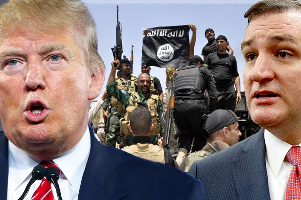 The only strategy that can defeat ISIS is one no Republican would ever embrace