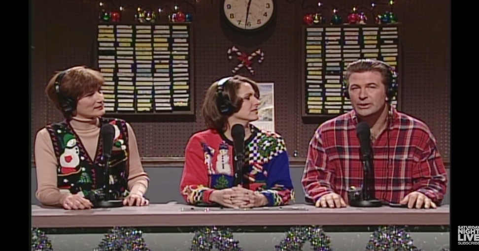 """The ultimate """"SNL"""" Christmas: Every brilliant holiday sketch from the last four decades 