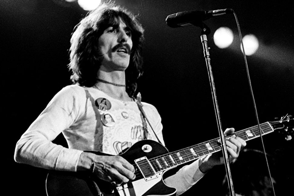 The myth of the quiet Beatle: Time for Gen X to ease up on the George Harrison hype