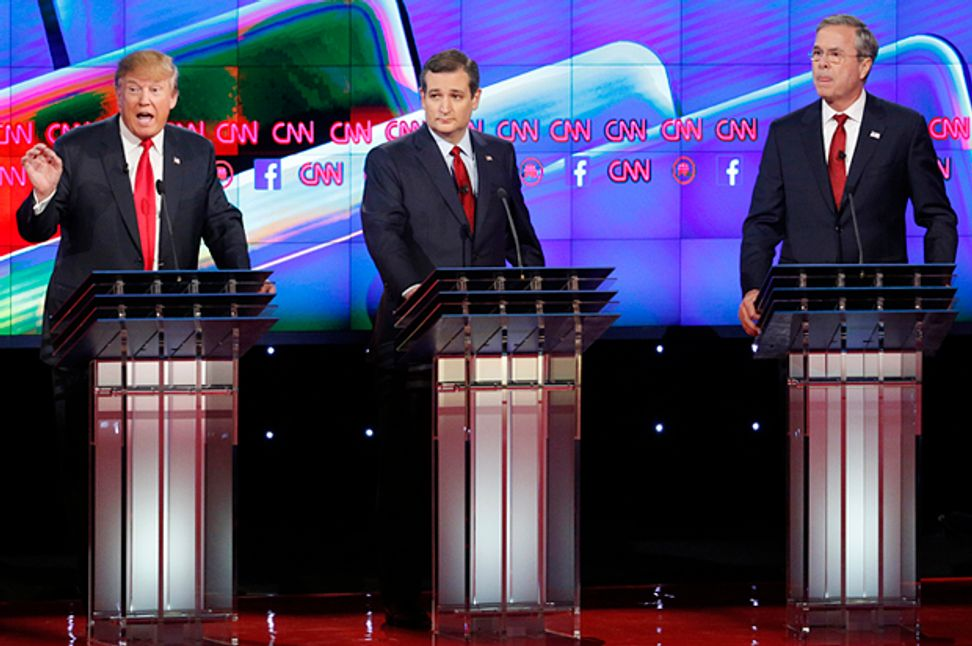 The 10 most bald-faced lies from the final Republican debate of 2015 | Salon.com