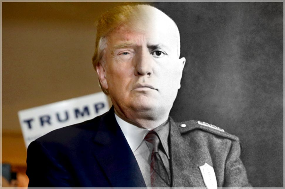 Trump's dark victory: Even Republicans are speaking out against the Donald's hateful Mussolini parody. But can the damage be undone? | Salon.com