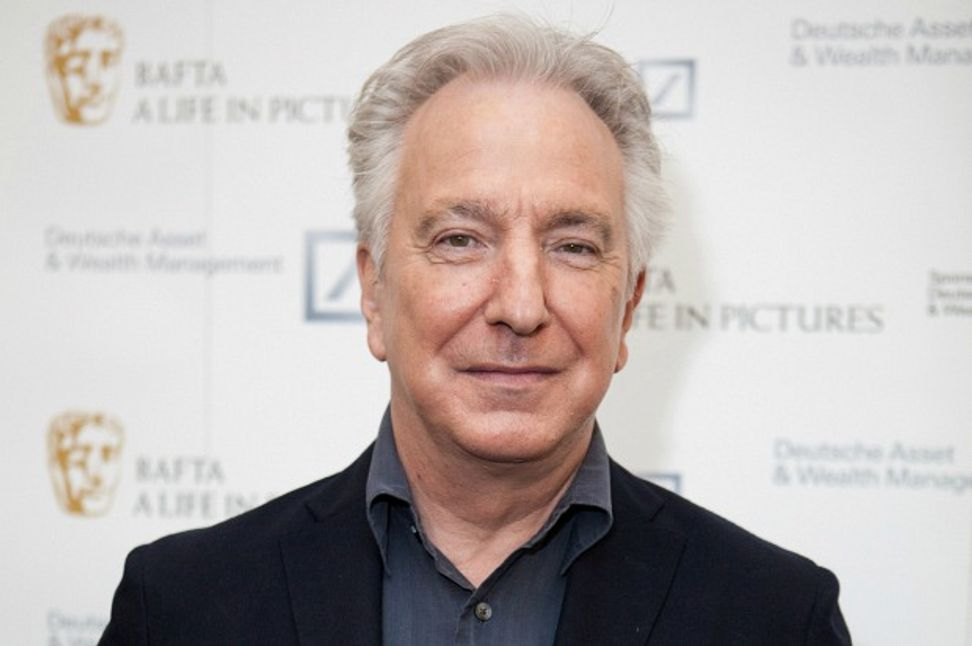 """Alan Rickman, star of stage and """"Harry Potter"""" franchise, dies at 69"""