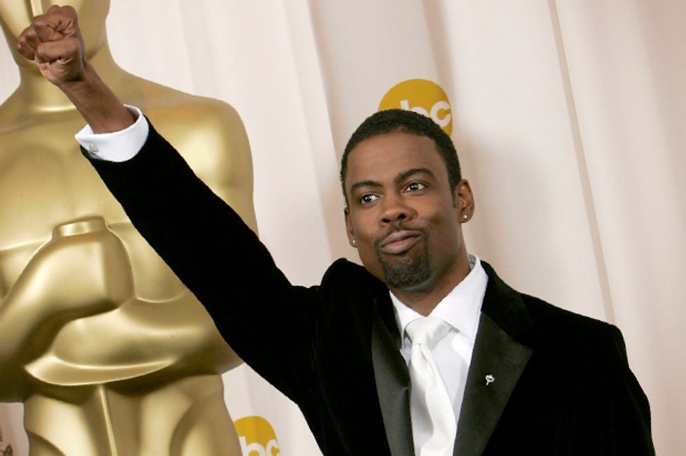 Chris Rock's Oscar night is coming: Let's hope he tells the Academy exactly what he thinks