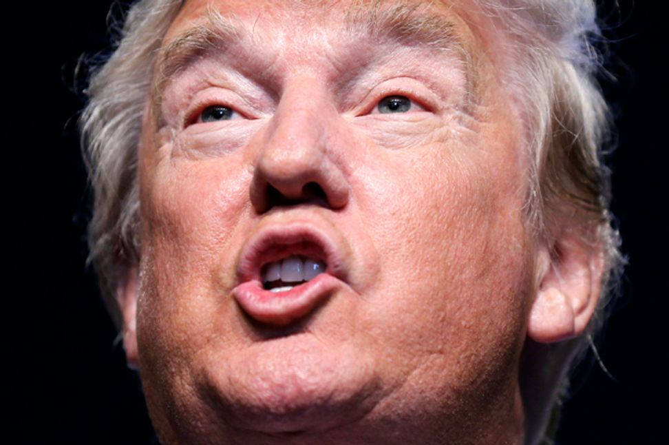 WATCH: In his own words, Donald Trump decimates his just released foreign policy plan
