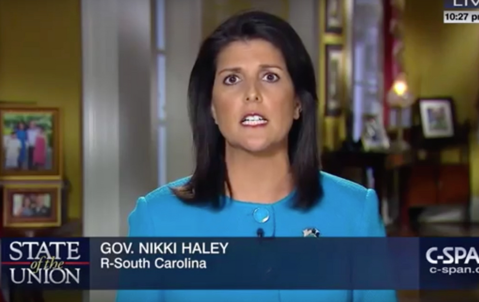 The base turns On Nikki Haley: They don't want code words, they want to hear blunt racism | Salon.com
