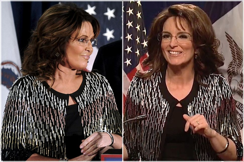 Sarah Palin's American lobotomy: The Republicans keep making us dumber, and not even Stephen Colbert can save us | Salon.com