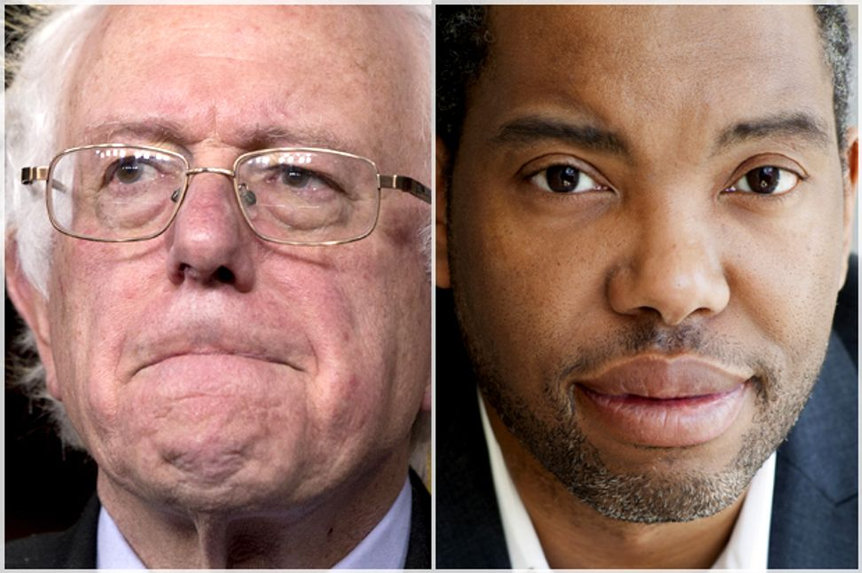 White people just don't get it: Bernie Sanders, Ta-Nehisi Coates and the reality of reparations
