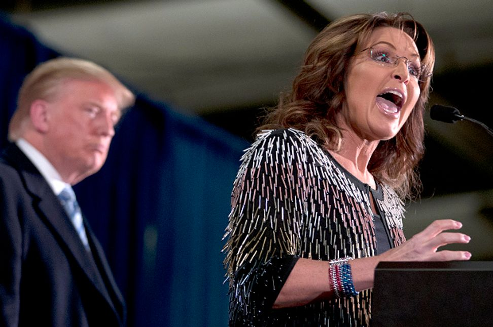 Our real Sarah Palin nightmare: We debate sideshows and phony problems -- while this very real threat looms undiscussed