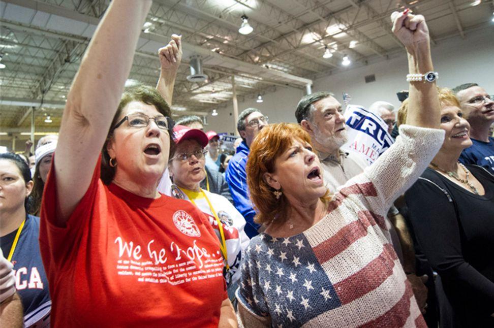 It's already happening here: Donald Trump and America's creeping fascism   Salon.com