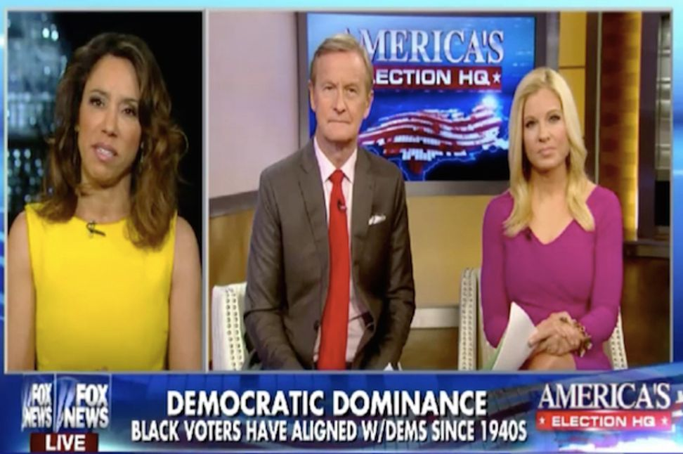 """Fox News opens Black History Month by insulting black voters: """"Blacks have shown a slavish support for the Democrat party"""""""