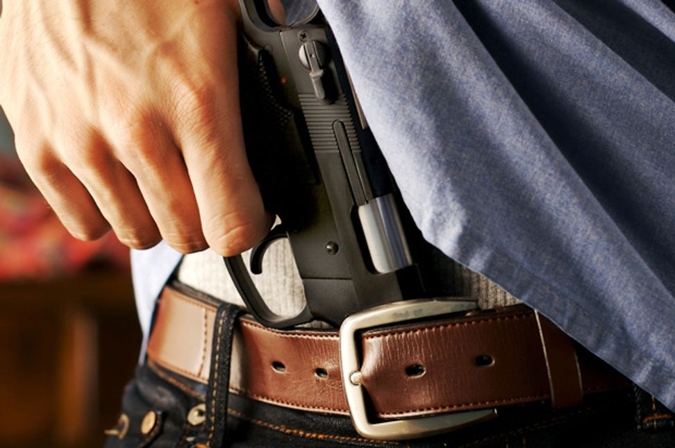 California school district votes to allow teachers to carry guns in the classroom