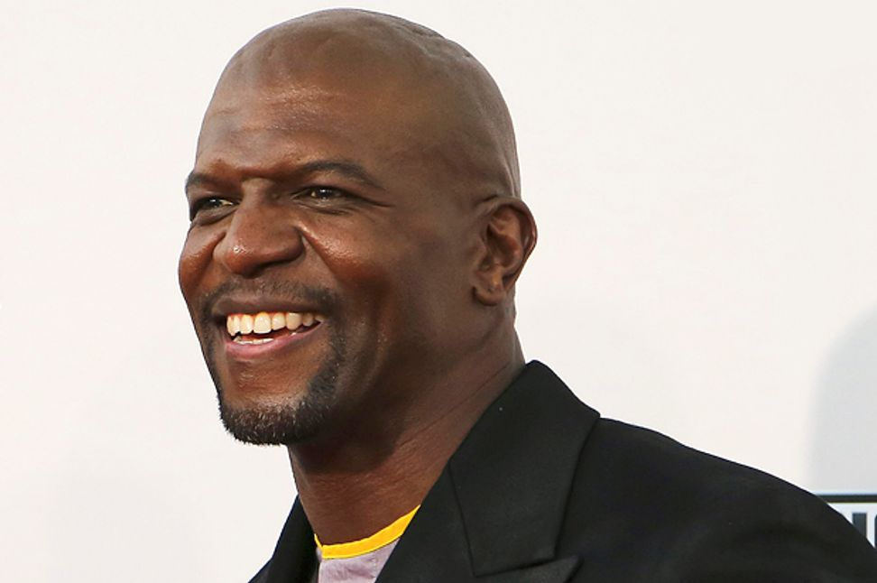"""Terry Crews fights porn addiction: """"You cannot accept any pornography in your man's life"""""""