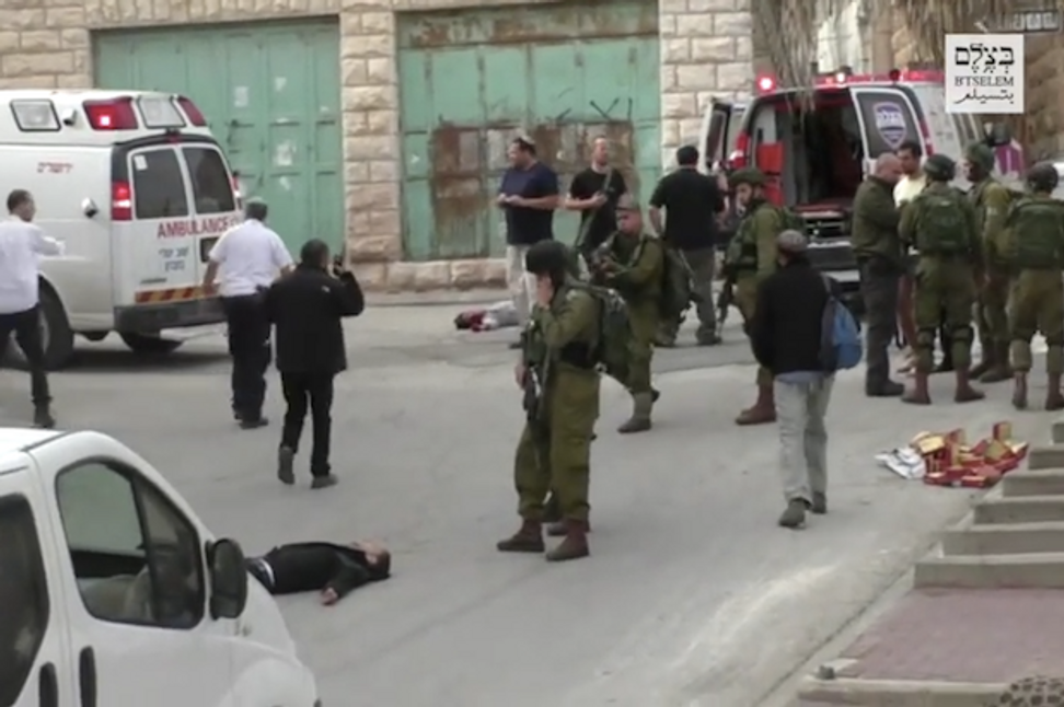 Life under brutal, illegal military occupation: The much-needed context surrounding the slaying of Palestinian attackers by Israeli soldiers   Salon.com