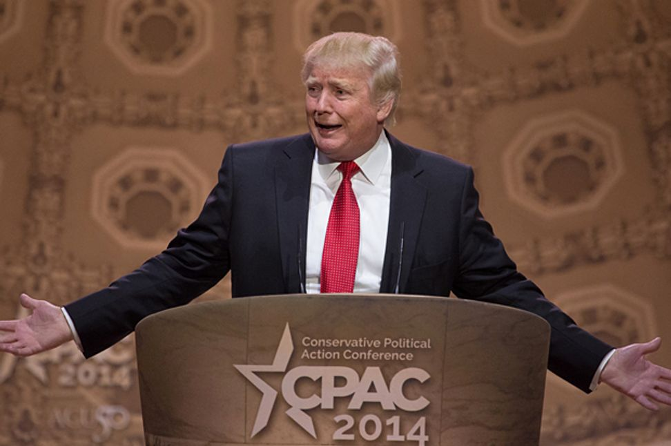 """Trump suddenly drops out of CPAC and draws swift conservative scorn: """"Not the last time Donald Trump will abandon conservatives"""""""