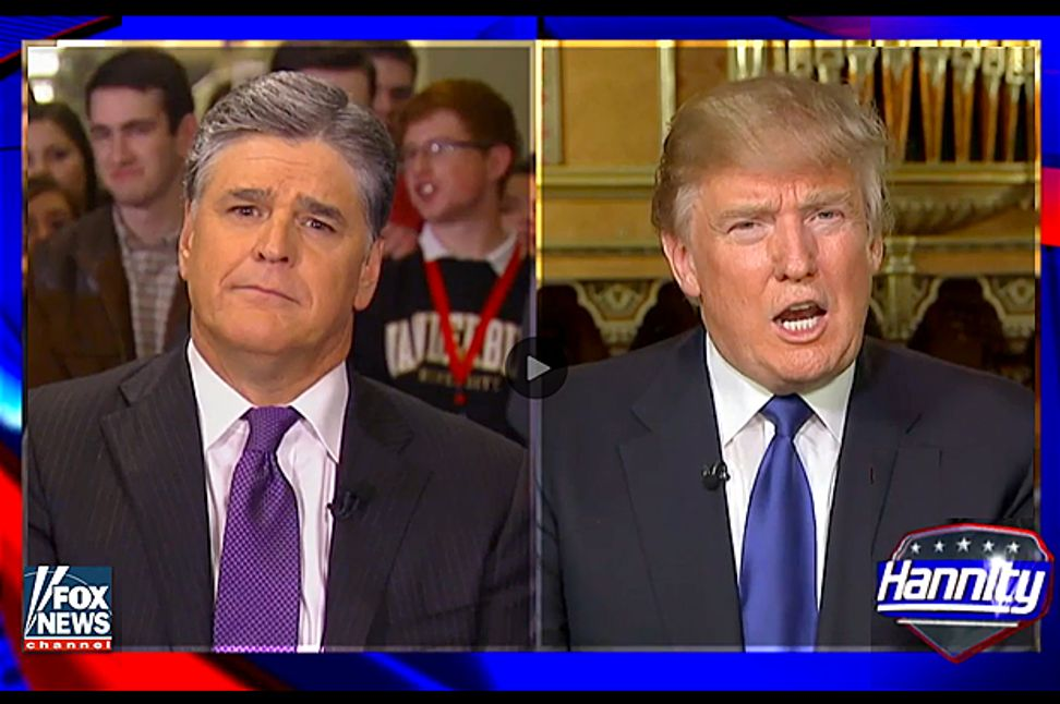 Too loony for Fox News: Fox created the fact-free GOP, then Trump stole it away
