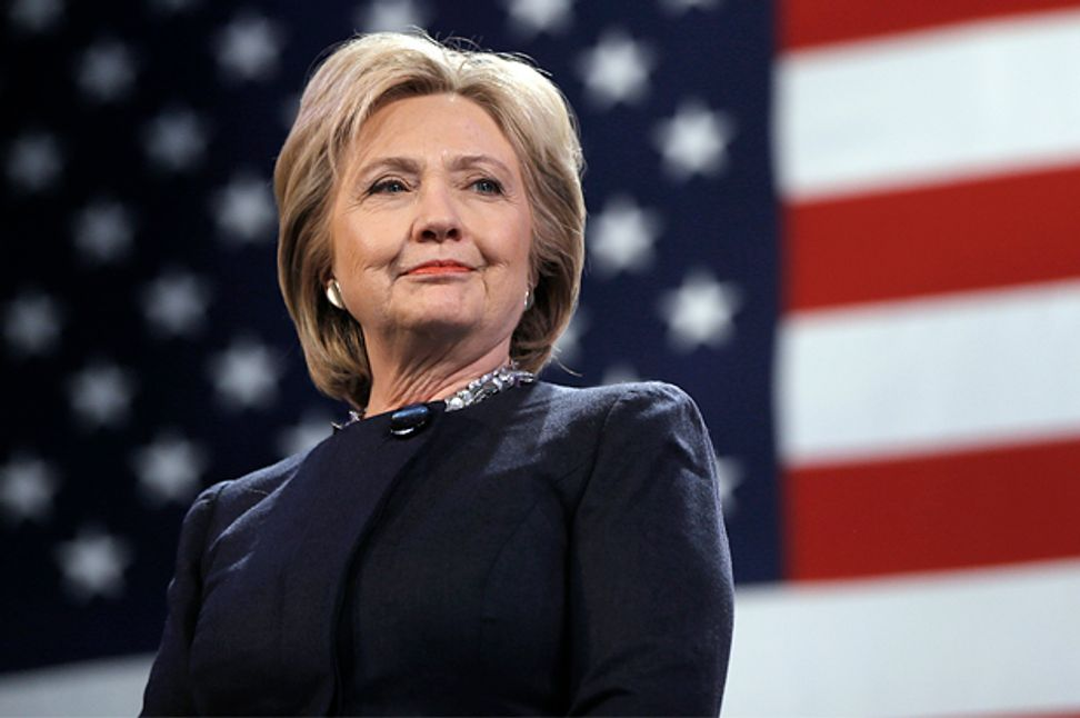 Hillary leads to more war: Her latest speech on Israel is just the newest horrific example