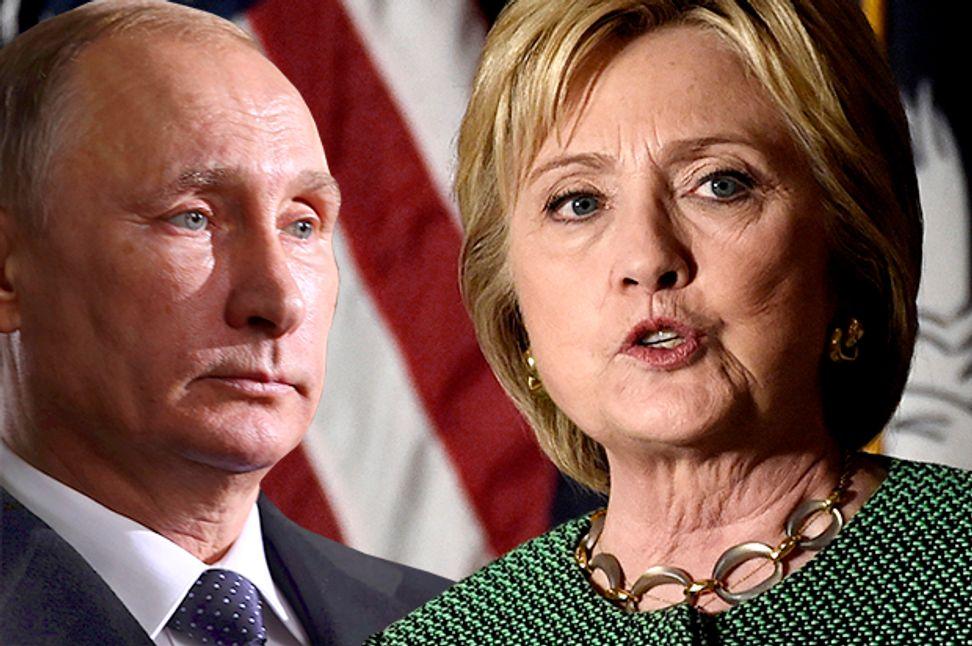 Vladimir Putin, Hillary Clinton and the true cause of Donald Trump's legitimacy crisis — his own actions | Salon.com