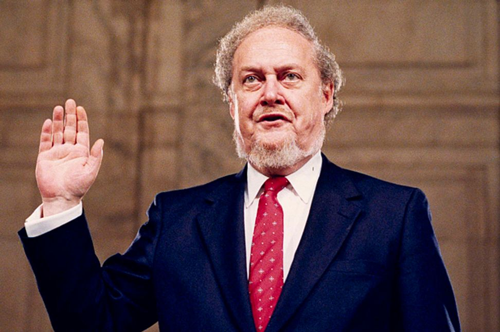 Borked! America's creepiest-ever Supreme Court nominee still haunts our broken system   Salon.com