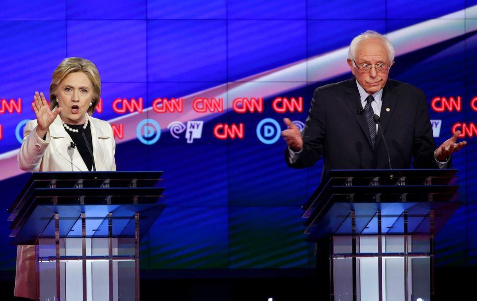 Half-truth Hillary finally exposed: This was the debate where Bernie Sanders changed the Democratic Party for good | Salon.com