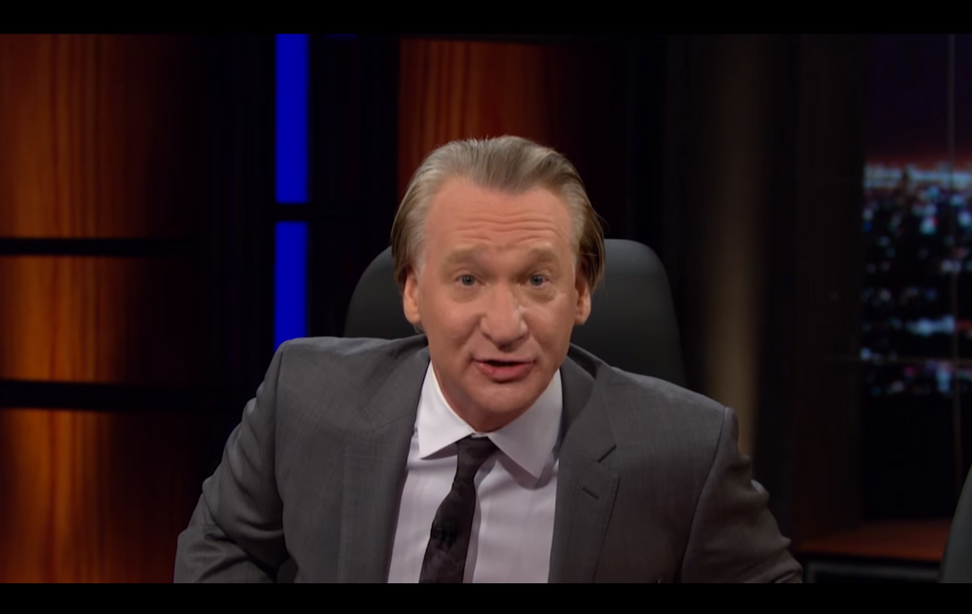 """""""Why, in heaven's name, don't we tax religion?"""": Bill Maher says it's time all religious groups paid Uncle Sam"""