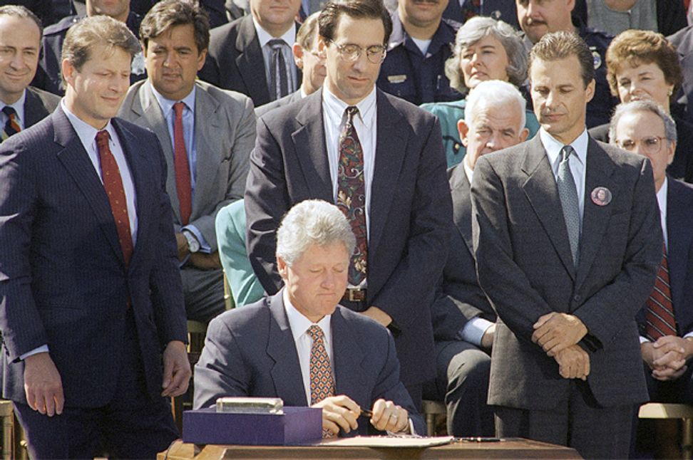 Racist then, racist now: The real story of Bill Clinton's crime bill