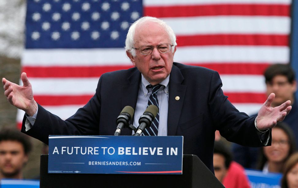 It's time to look in the mirror, Bernie: Now, more than ever, Sanders needs to be criticized for his failed political theories