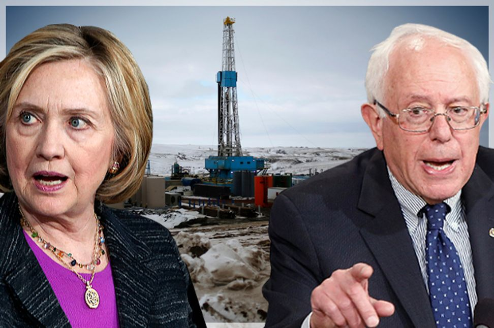 """A vote for Hillary is a vote for fracking"": Josh Fox talks Bernie Sanders, climate change and the political revolution we need 