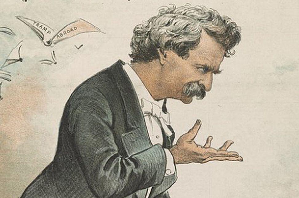 The night Mark Twain brought Huck Finn alive | Salon.com